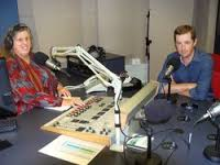 Elaine Harris with Matthew Reiley